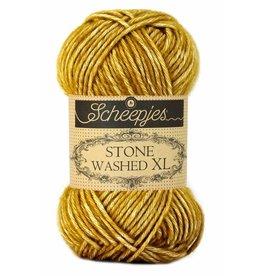 Scheepjes 10 x Scheepjes Stone Washed XL Yellow Jasper (849)