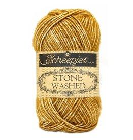Scheepjes 10 x Scheepjes Stone Washed Yellow Jasper (809)