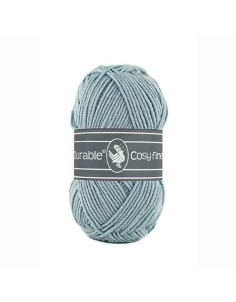 Durable 10 x Durable Cosy Fine Blue Grey (289)
