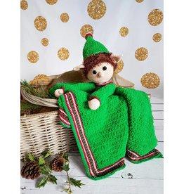 Scheepjes Garenpakket Knuffeldeken Kerst Elf