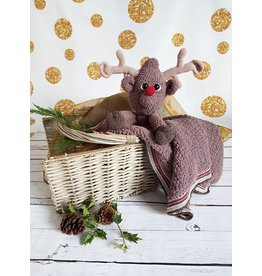 Scheepjes Garenpakket Knuffeldeken Kerst - Rendier