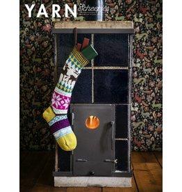Scheepjes Breikpakket: Rudolph's Stocking + boek: Yarn 6 Folk