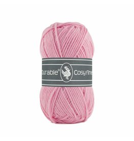 Durable Durable Cosy Fine, rose (226) , 5 bollen