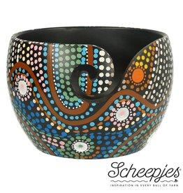 Scheepjes Yarnbowl Aboriginal