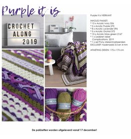 Durable Complications CAL 2019 - Purple it is - Vierkant