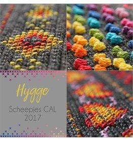 Scheepjes Scheepjes CAL 2017 Hygge Rainbow