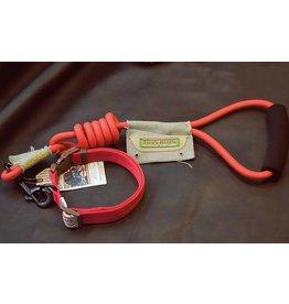 Touchdog Touchdog halsband met lijn rood