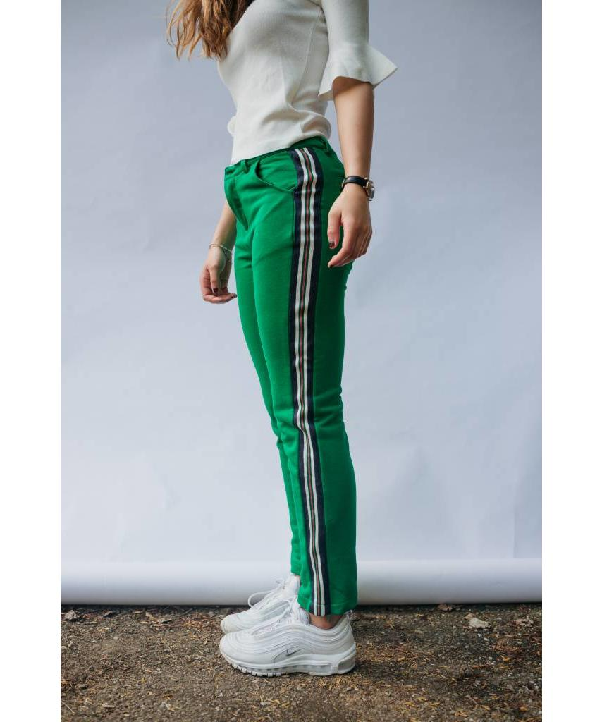 37cc3461c green sporty pants
