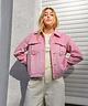 Pink Checkered Jacket