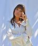 Mona Shirt Powder White