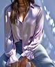 Mona Shirt Light Lilac