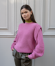 Knitted Jackie Pull Pink