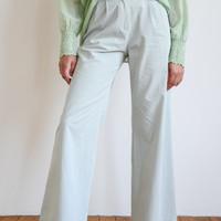 Mila Trousers Soft Mint