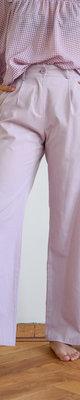 Mila Trousers Dusty Lavender