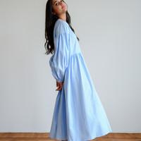 Mimi Dress Light Blue