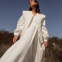 Mimi Dress White