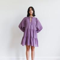 Billy Dress Short Purple