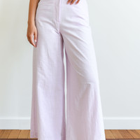 Pippa Trousers Lilac