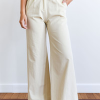 Mila Trousers Sand