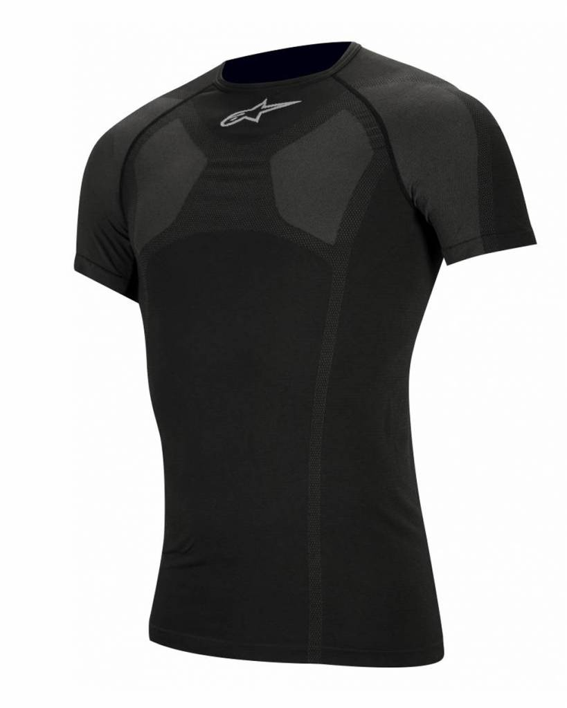 Alpinestars KX T-Shirt Kurzarm - Schwarz
