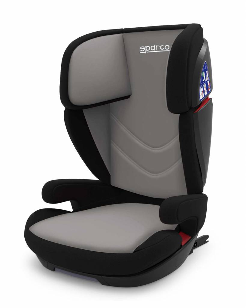 Terrific Sparco Car Seat F700I Machost Co Dining Chair Design Ideas Machostcouk