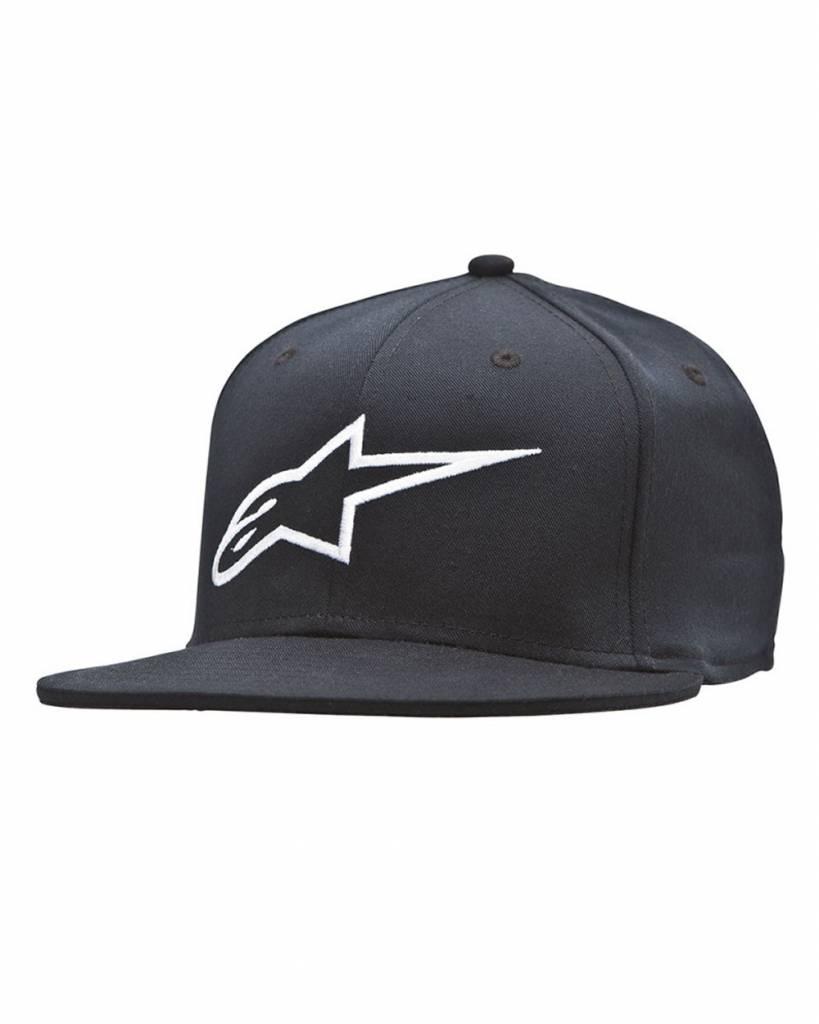 Alpinestars Alpinestars Ageless Flat Hat - Zwart