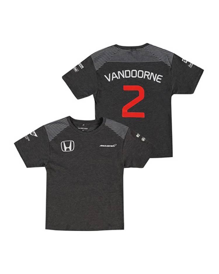 McLaren Kids - Stoffel Vandoorne T-Shirt