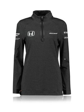 McLaren Honda Official 2017 Team 1/4 Zip Sweatshirt – Women's