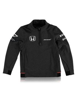 McLaren Honda Official 2017 Team 1/4 Zip Sweatshirt - Kids