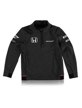 McLaren Honda Official 2017 Team 1/4 Zip Sweatshirt - Kids