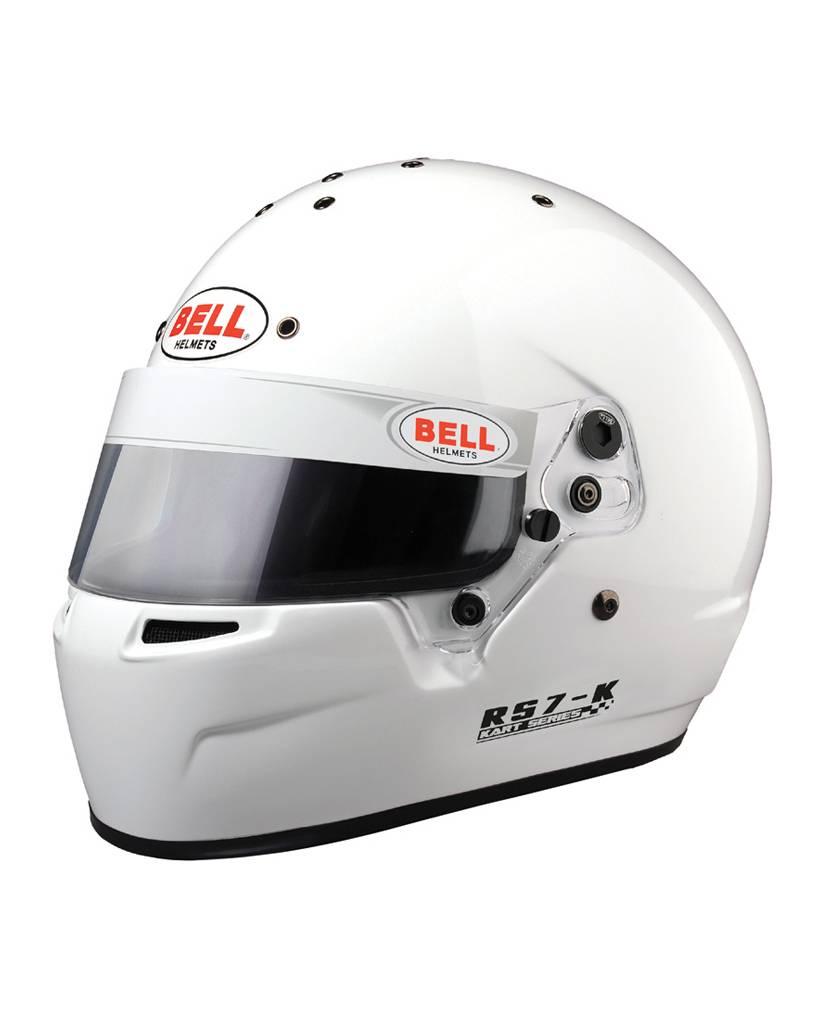 Bell Helmets Bell RS7-K - Blanc