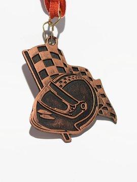 Karting Eupen Bronzen medaille