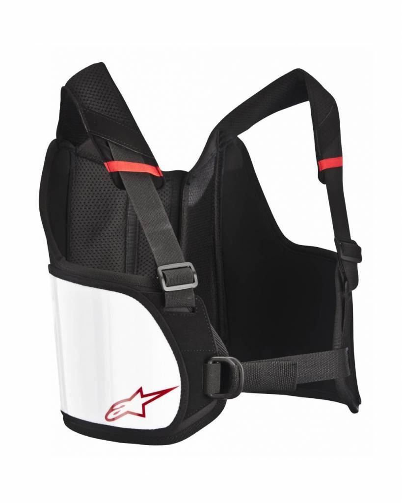 Alpinestars Bionic Rib Support - Zwart/Wit