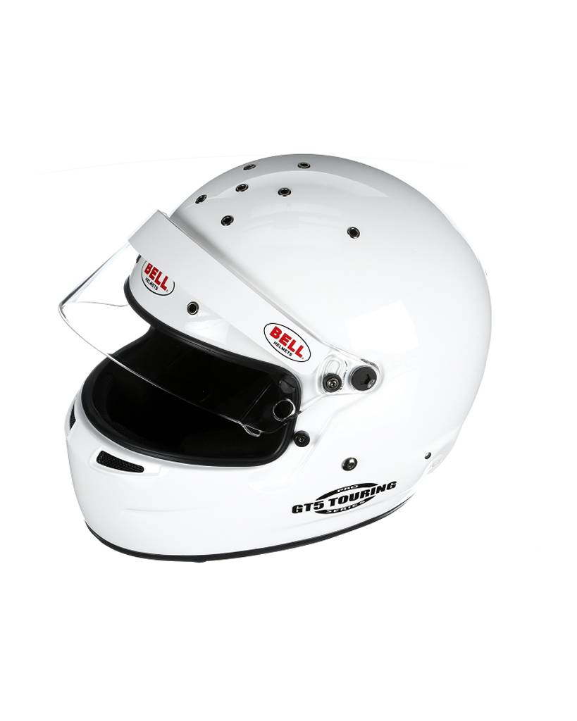 Bell Helmets Bell GT5 Touring Hans - Blanc