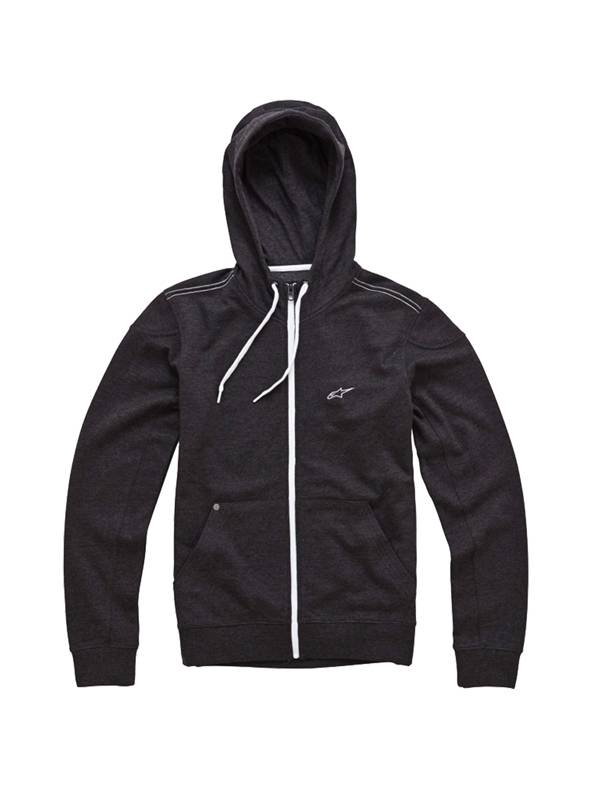 Alpinestars Showcase Zip Fleece Charcoal - Gris