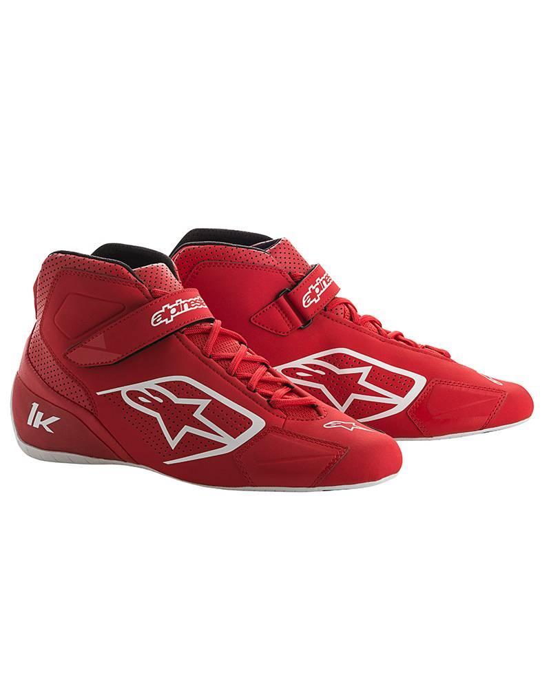 Alpinestars Tech-1 K Shoe Red/White