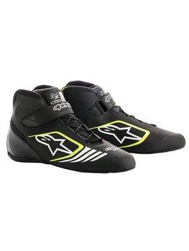 Alpinestars Tech-1 KX Chaussures Noir/Jaune Fluo