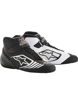 Alpinestars Tech-1 KX Chaussures Noir/Blanc