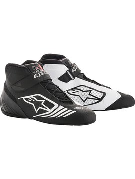 Alpinestars Tech-1 KX Shoes Black/White