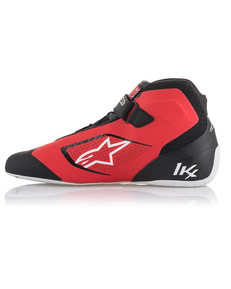 Alpinestars Tech-1 KX Schoenen Zwart/Wit/Rood