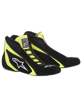 Alpinestars SP Chaussures Jaune Fluo