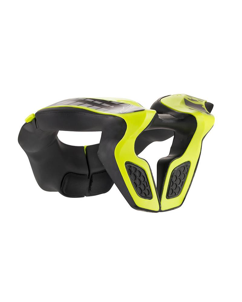 Alpinestars Youth Neck Support Yellow