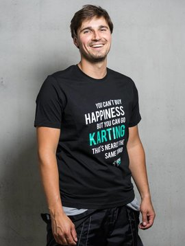 Karting Eupen T-Shirt - Happiness