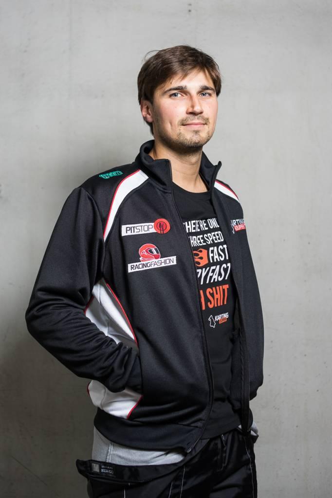 FreeM Sweatshirt Karting Eupen pour homme