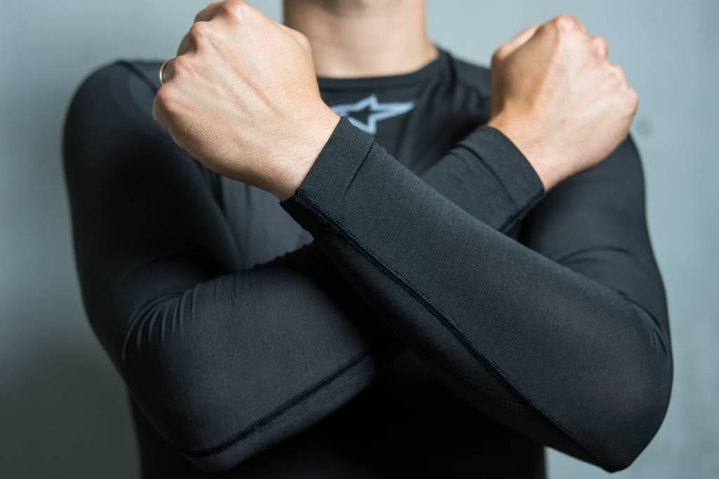 Alpinestars KX LS Top Long Sleeve - Zwart