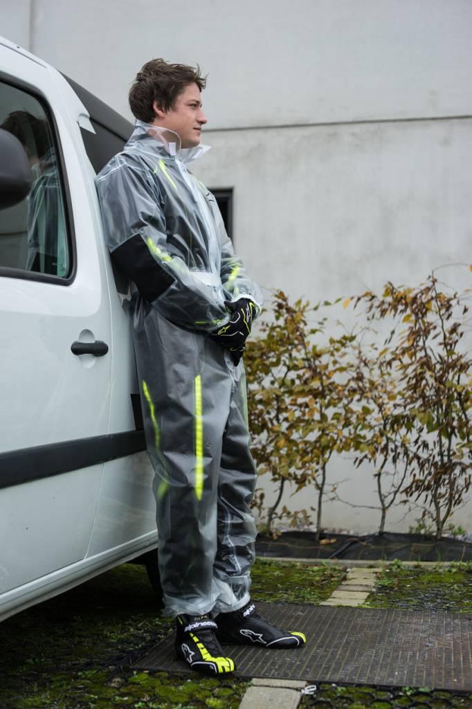 Alpinestars Alpinestars Rain Suit Clear