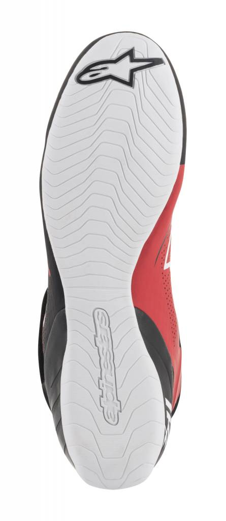 Alpinestars Tech-1 KX Shoes Black/White/Red
