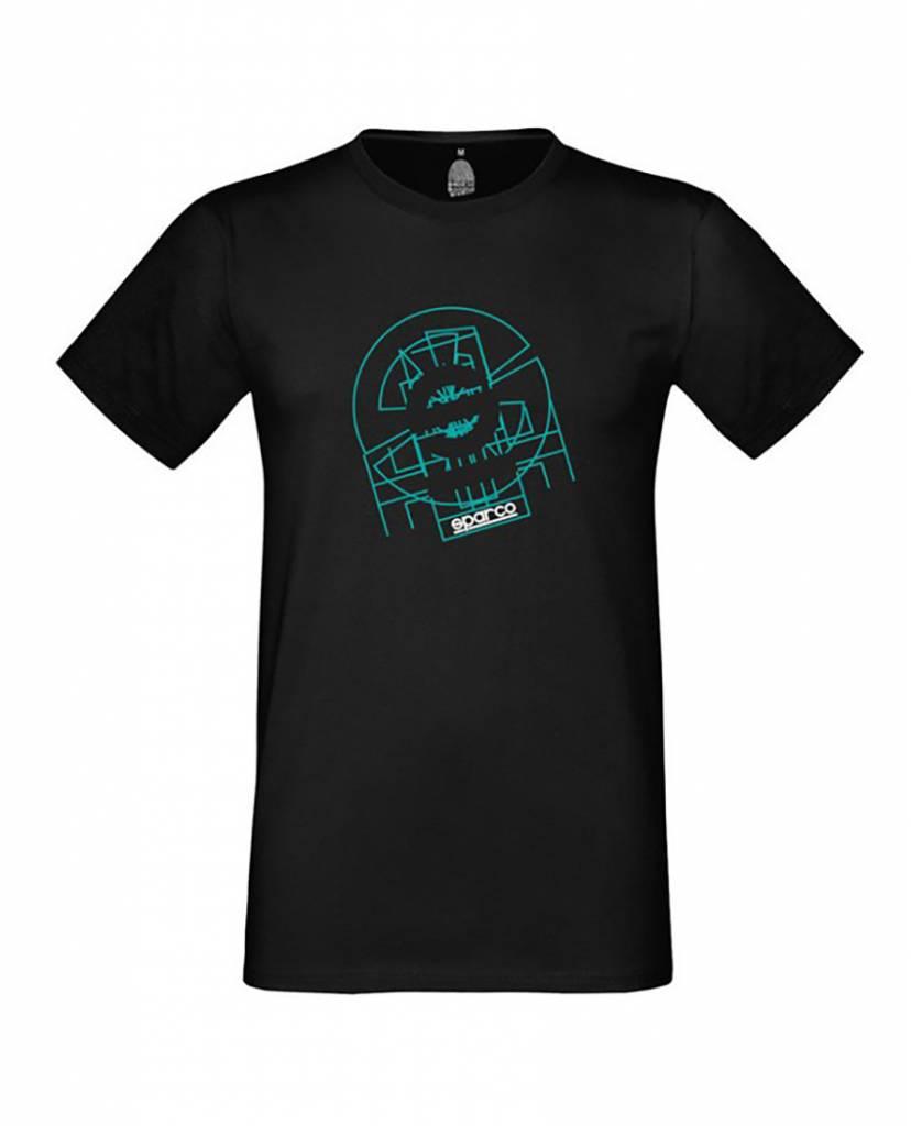 Sparco T-Shirt - Tron