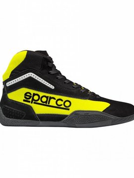 Sparco Gamma KB-4 Black Yellow Fluo