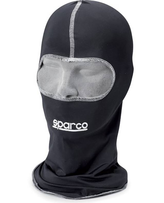 Sparco Sparco Balaclava Black